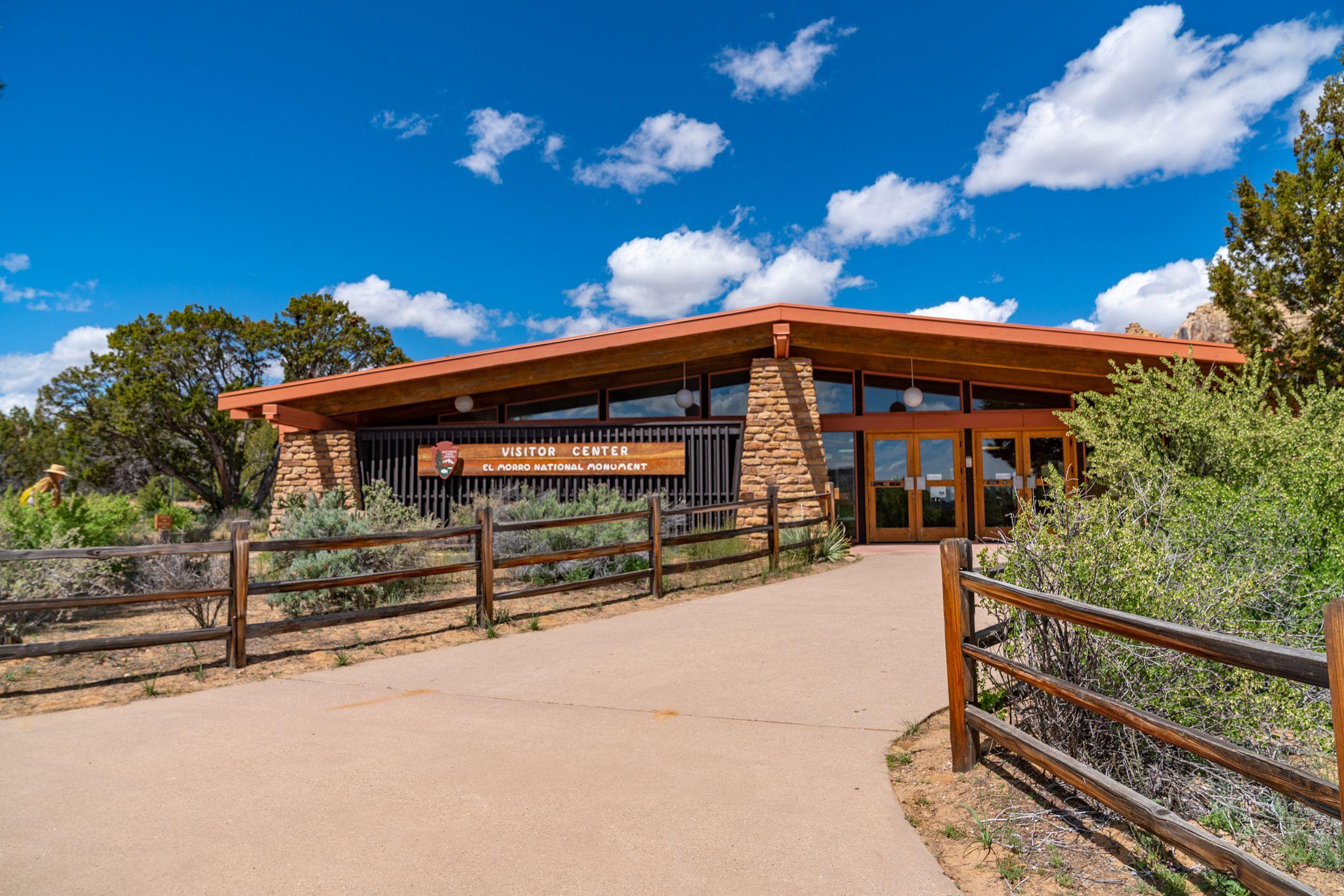 El Morro Visitor Center