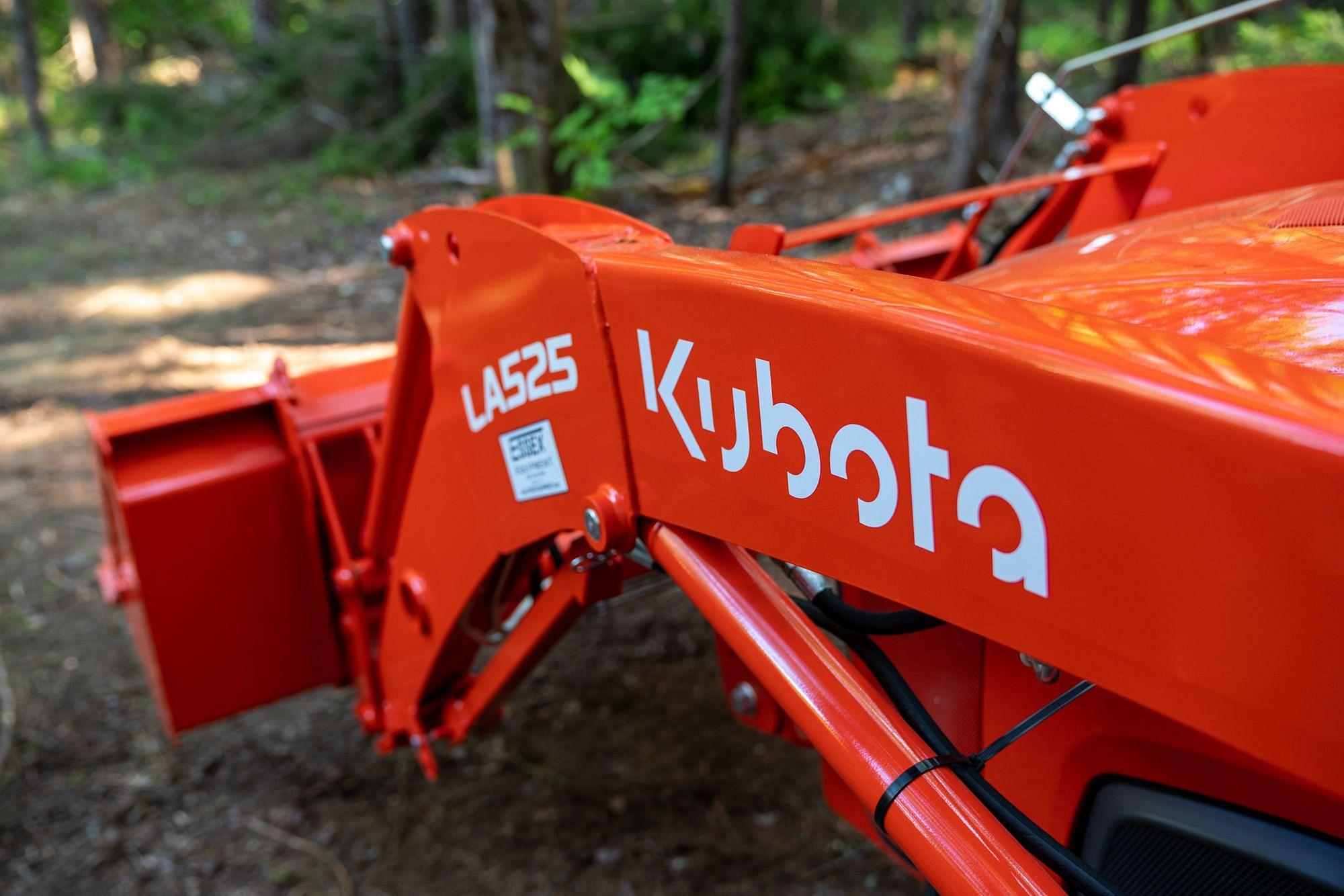 Kubota LA525 Front Loader