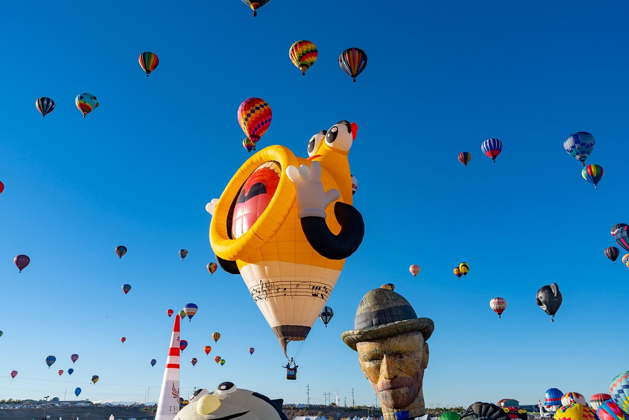 Ultimate RVers Guide to the Albuquerque International Balloon Fiesta