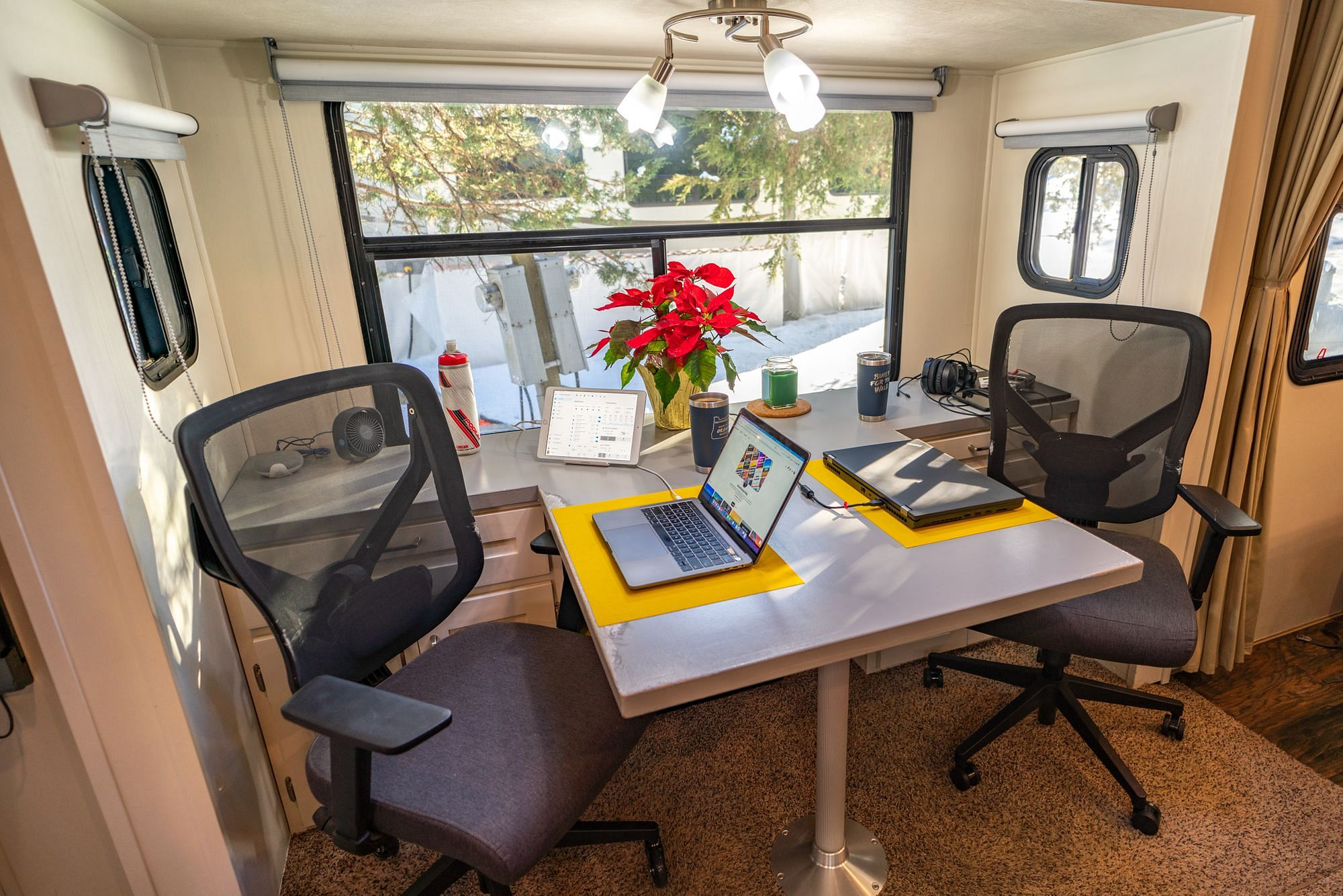 RV Office Remodel