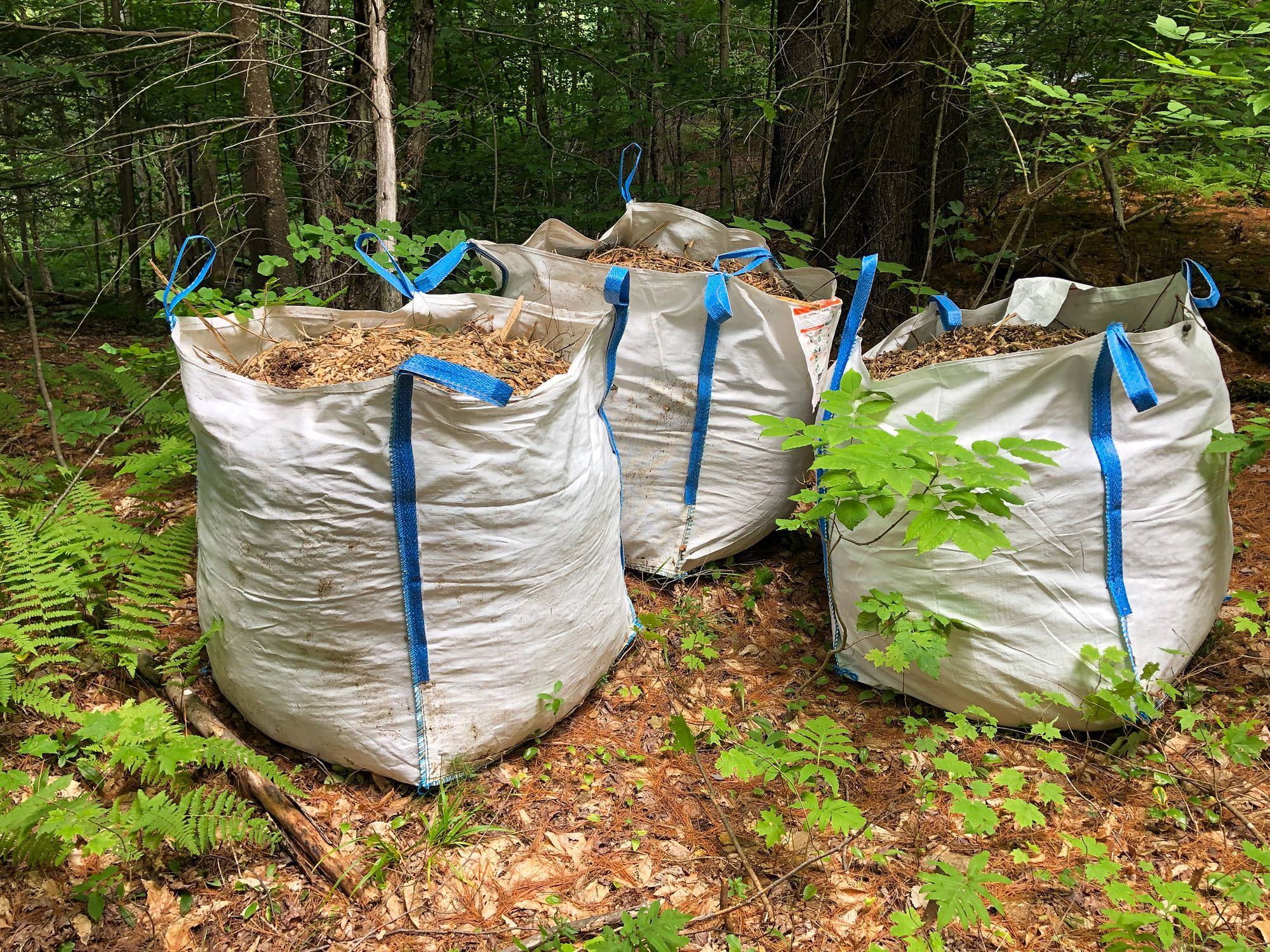 Yard Bags Mulch