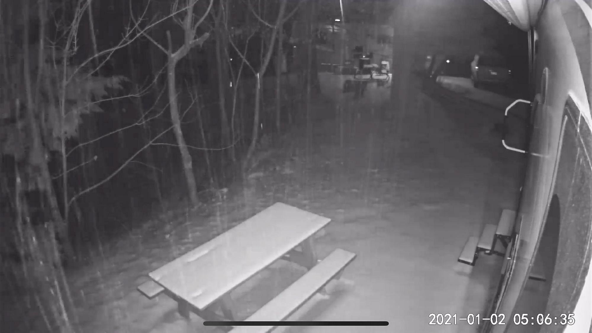 Wyze Cam Outdoor Snow