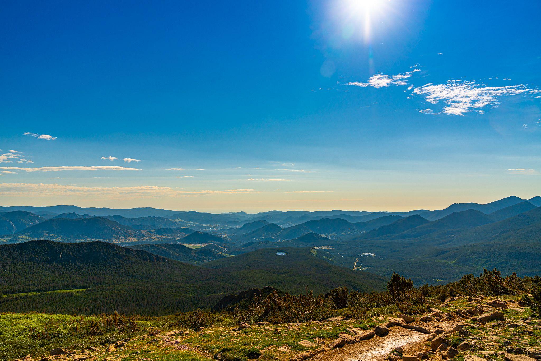 Hallett Peak Trail