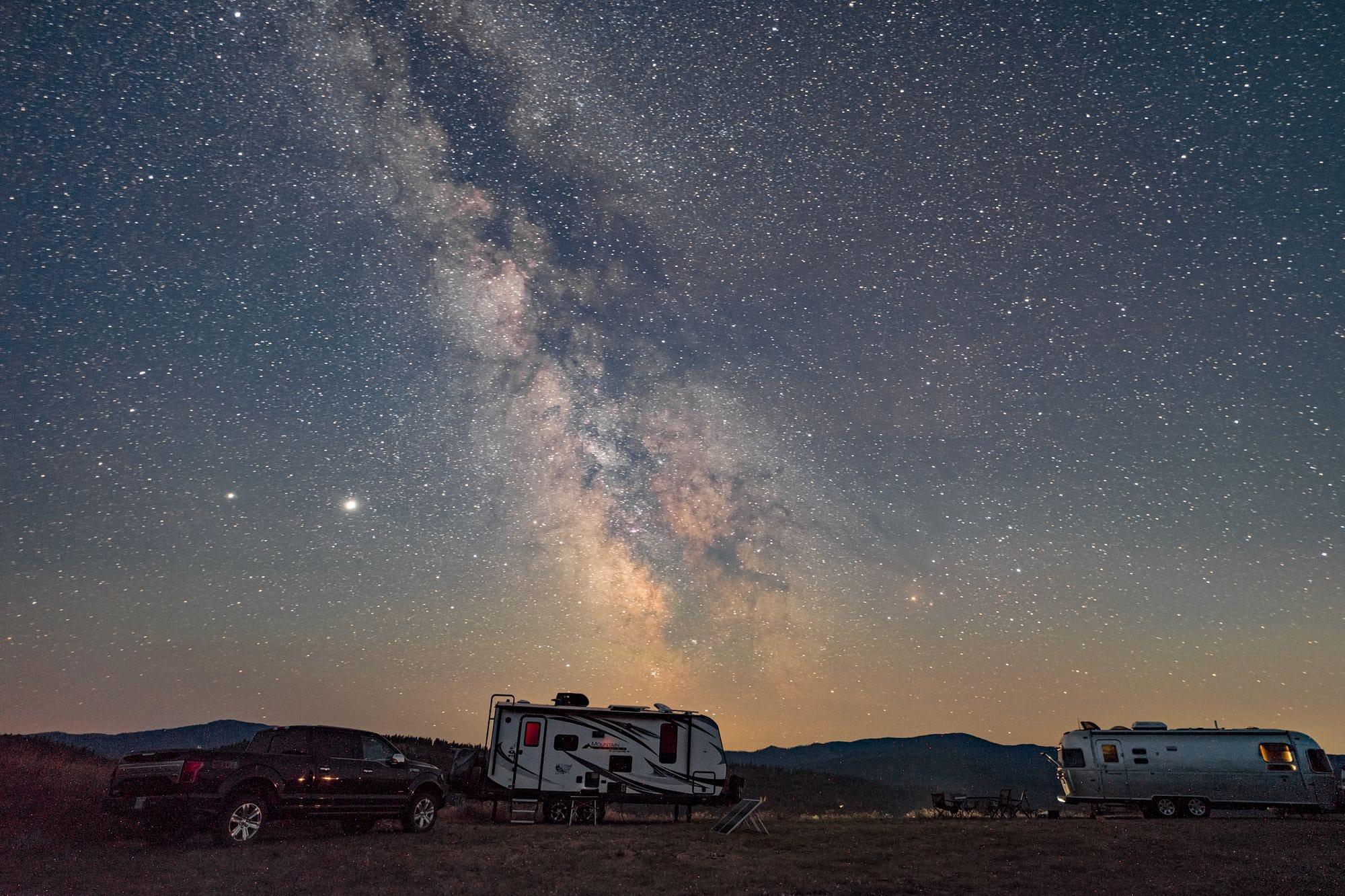 Milky Way Outdoors RV