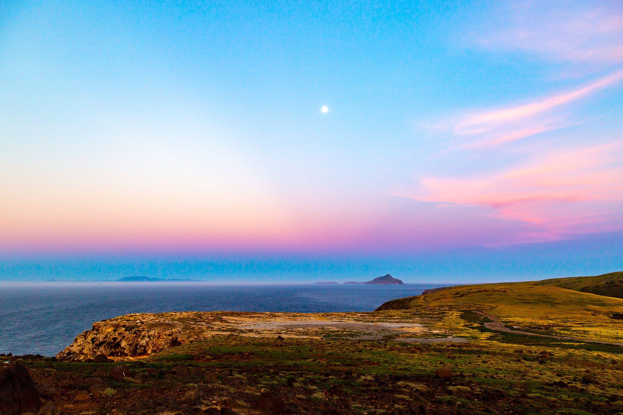 Anacapa Sunset