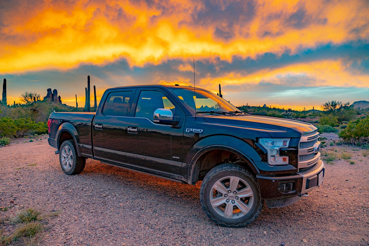 Why we love our Ford F-150