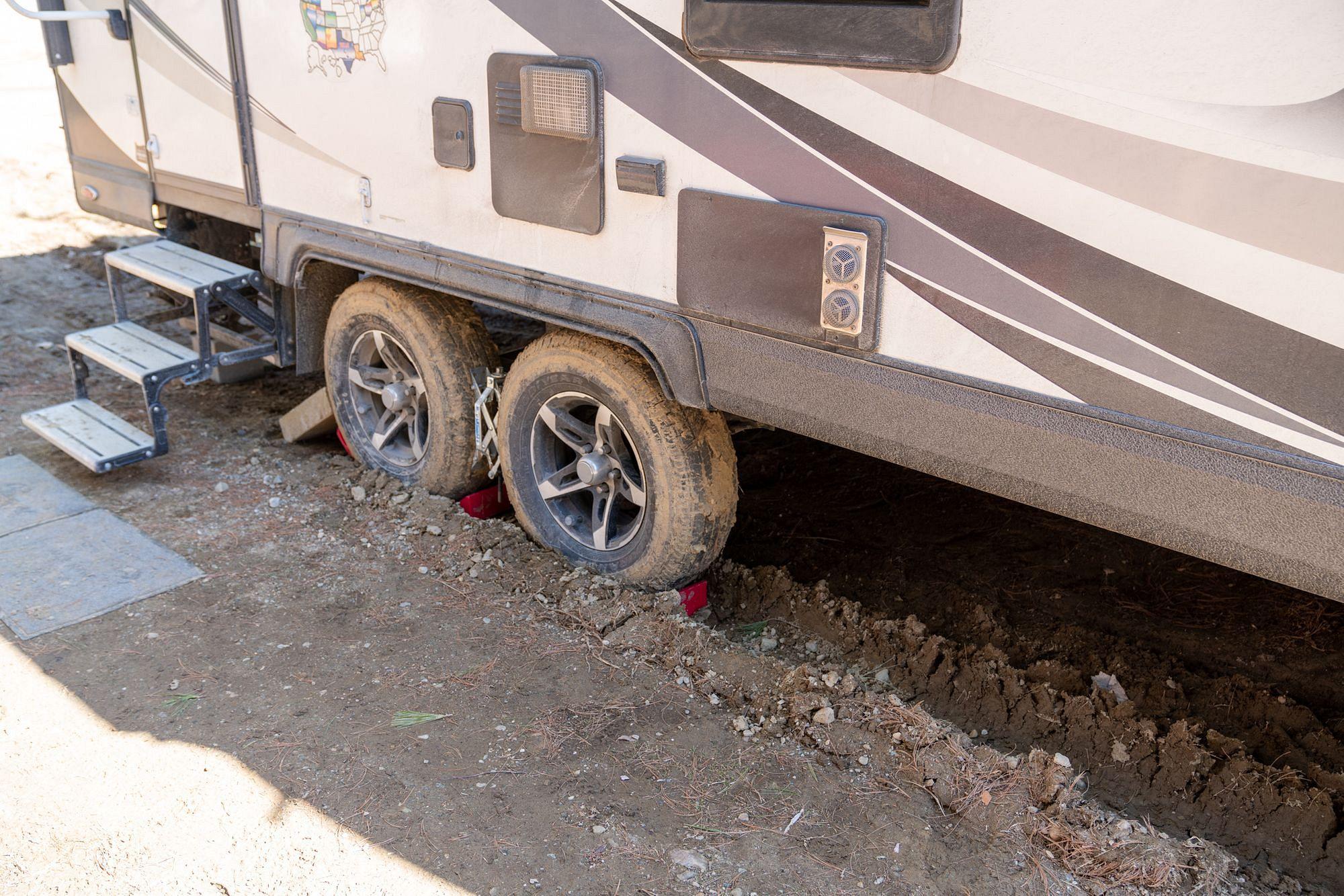 Mud Season Vermont RV