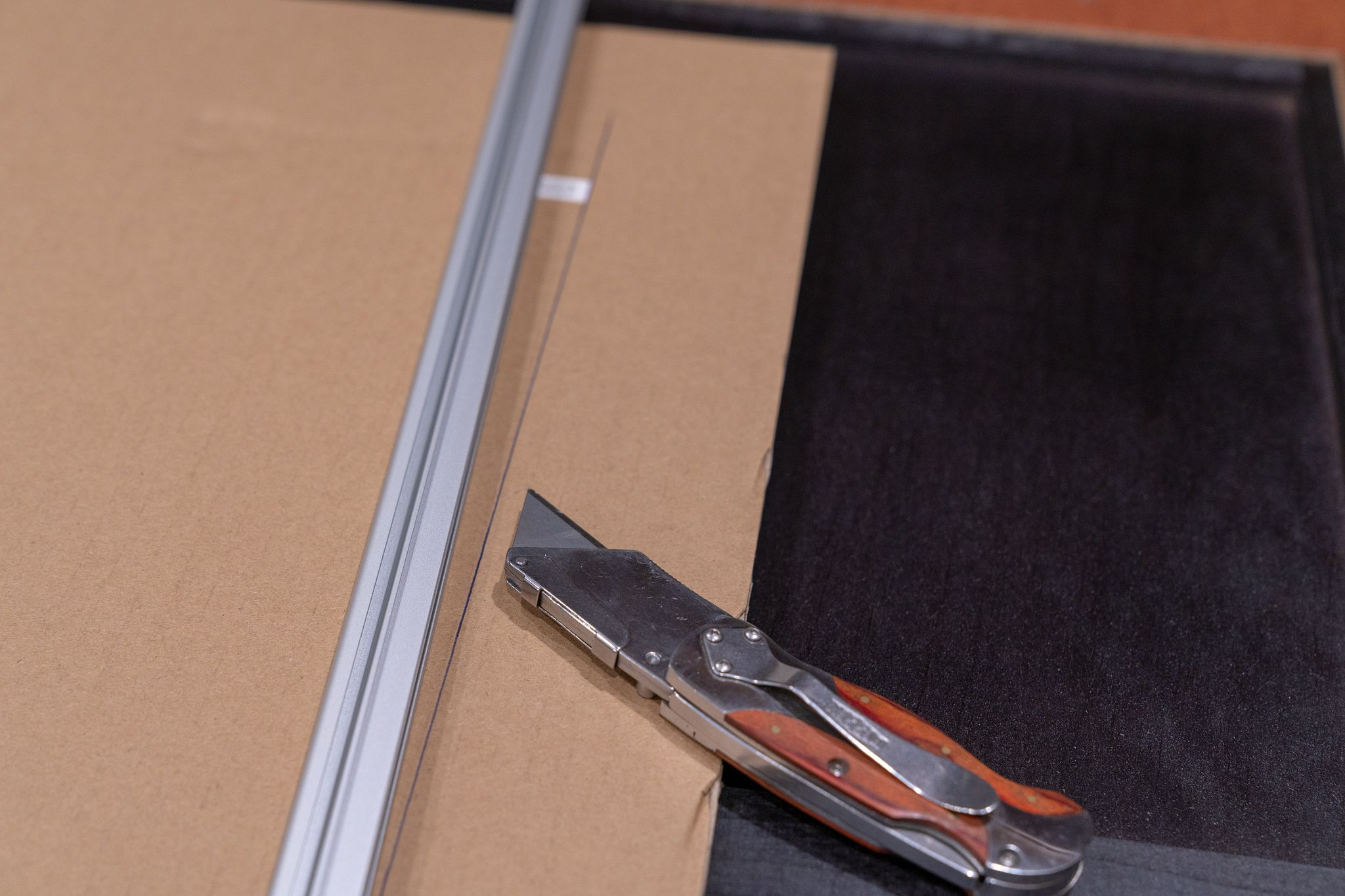 Scoring the dry-erase board