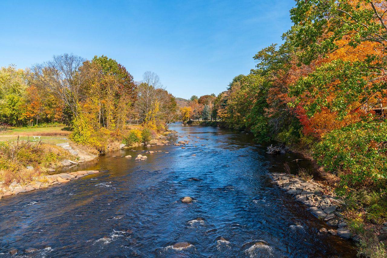 Monadnock Fall Colors Road Trip