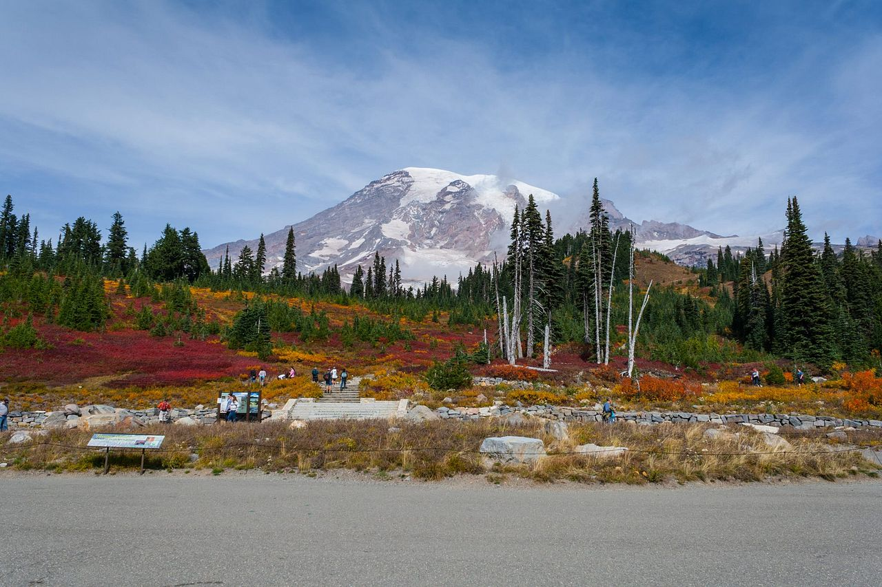 Skyline Trail, Mount Rainier National Park