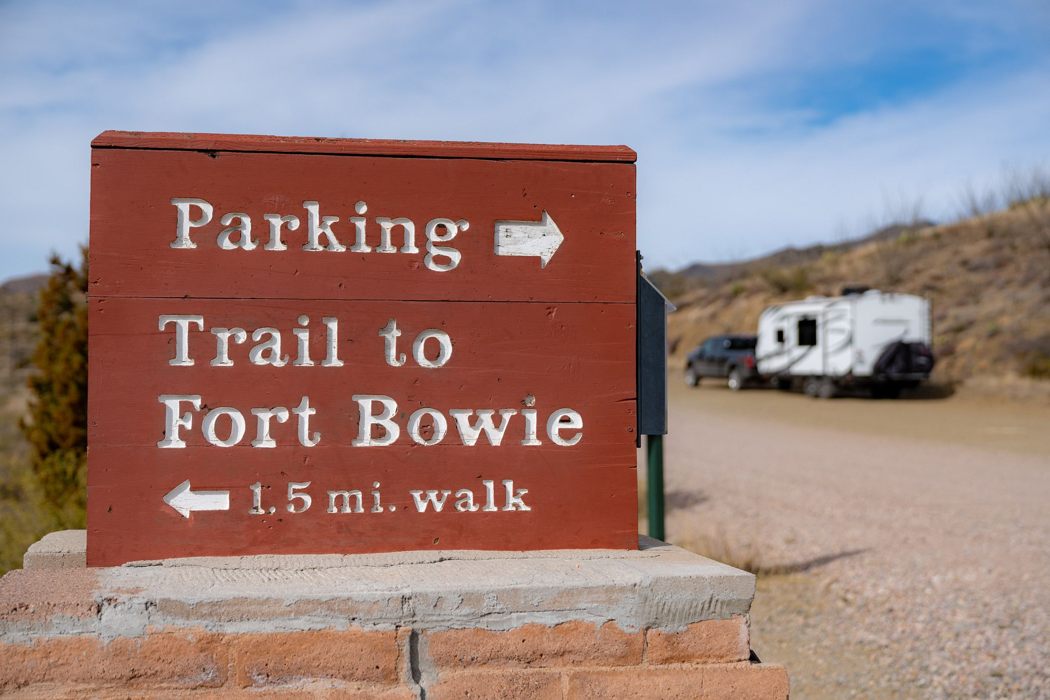Fort Bowie National Historic Site