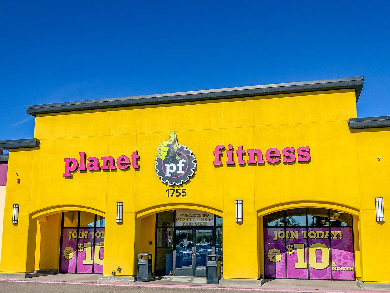 Planet Fitness: The Perfect RVers Gym?