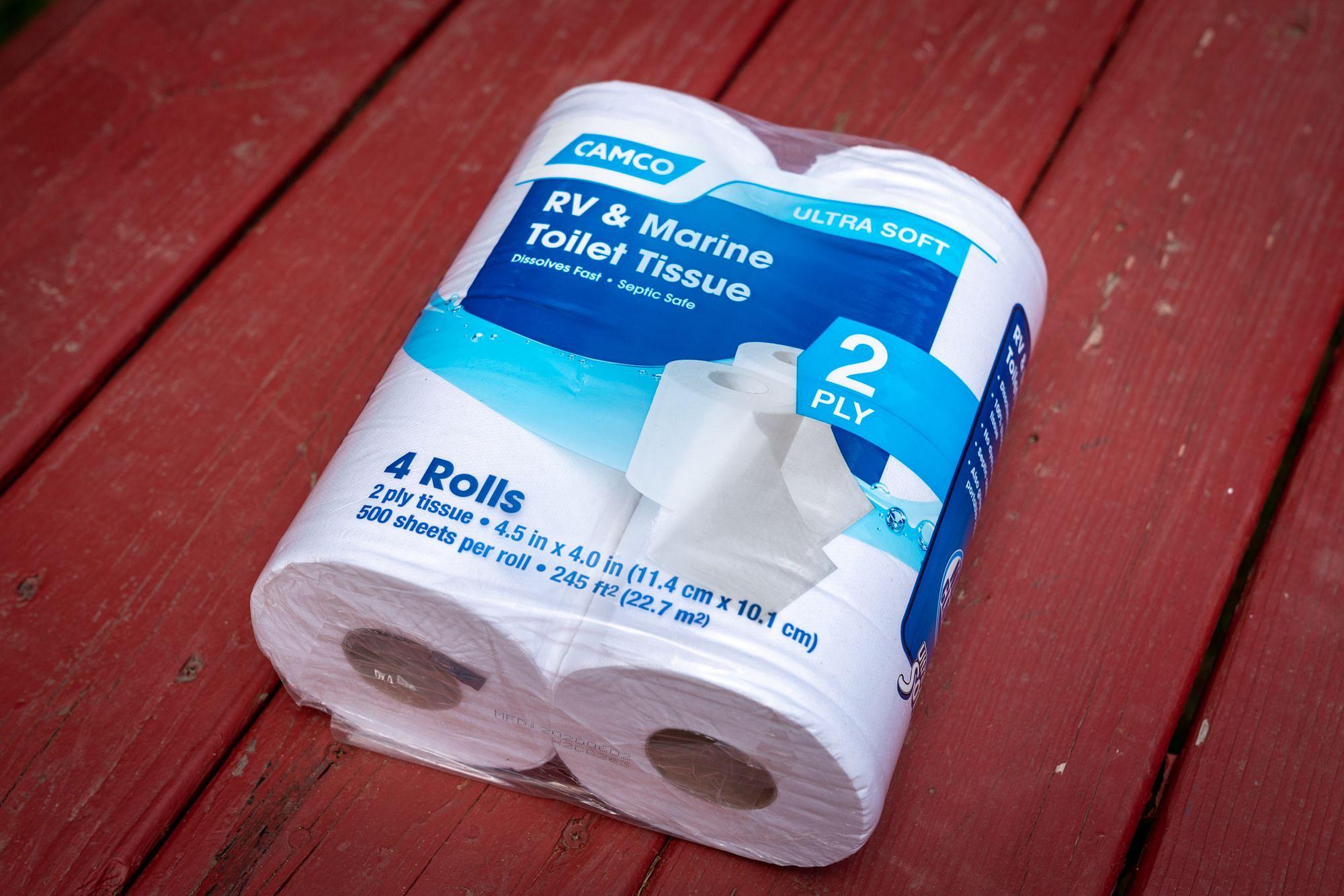 Camco RV Marine Toilet Tissue