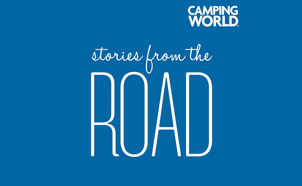 Stories from the Road Podcast - Episode 72