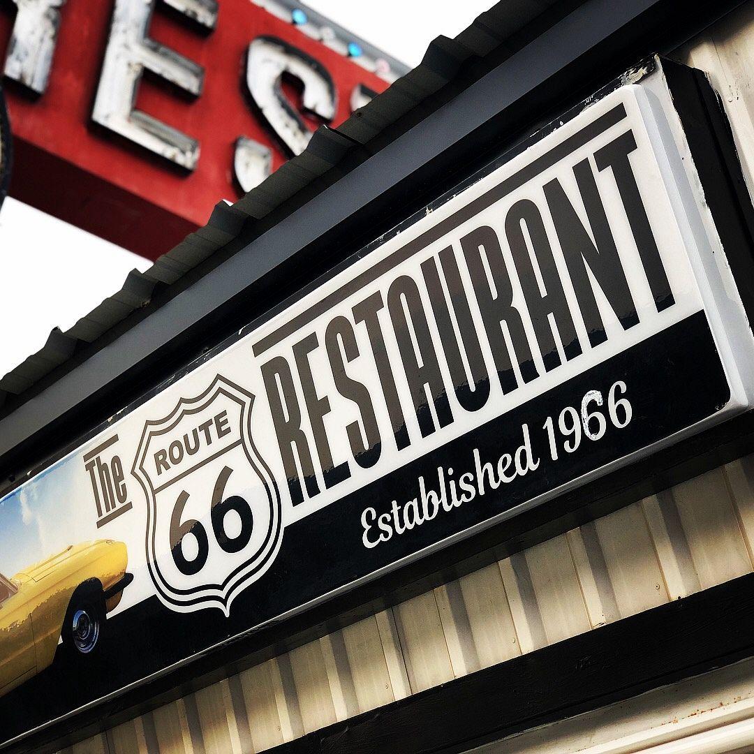Route 66 Restaurant, Santa Rosa, NM