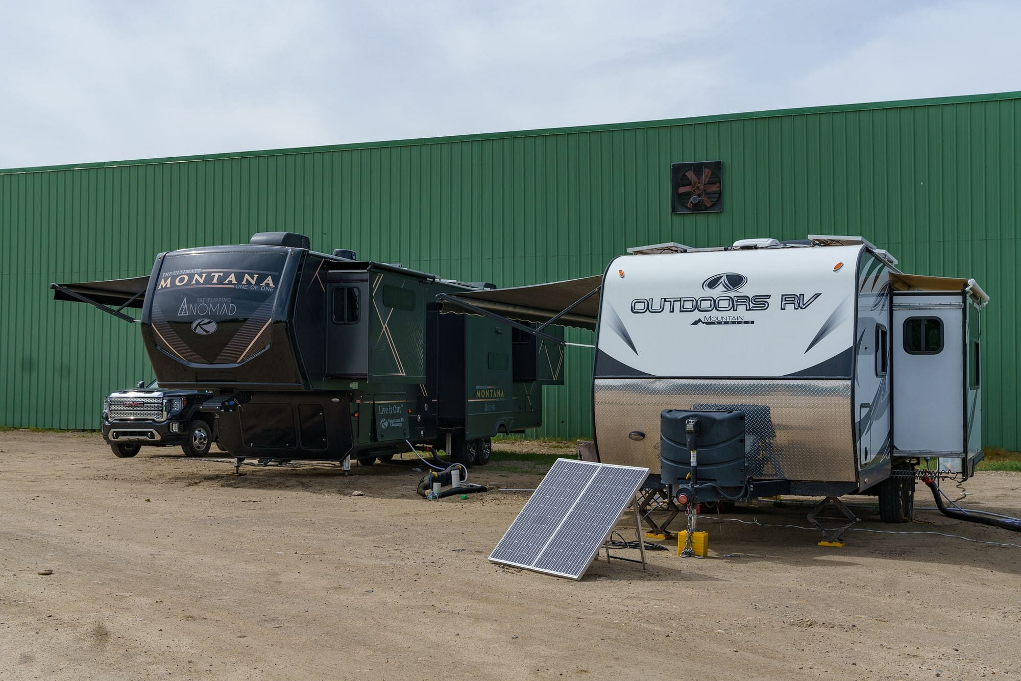 Ultimate Montana Outdoors RV