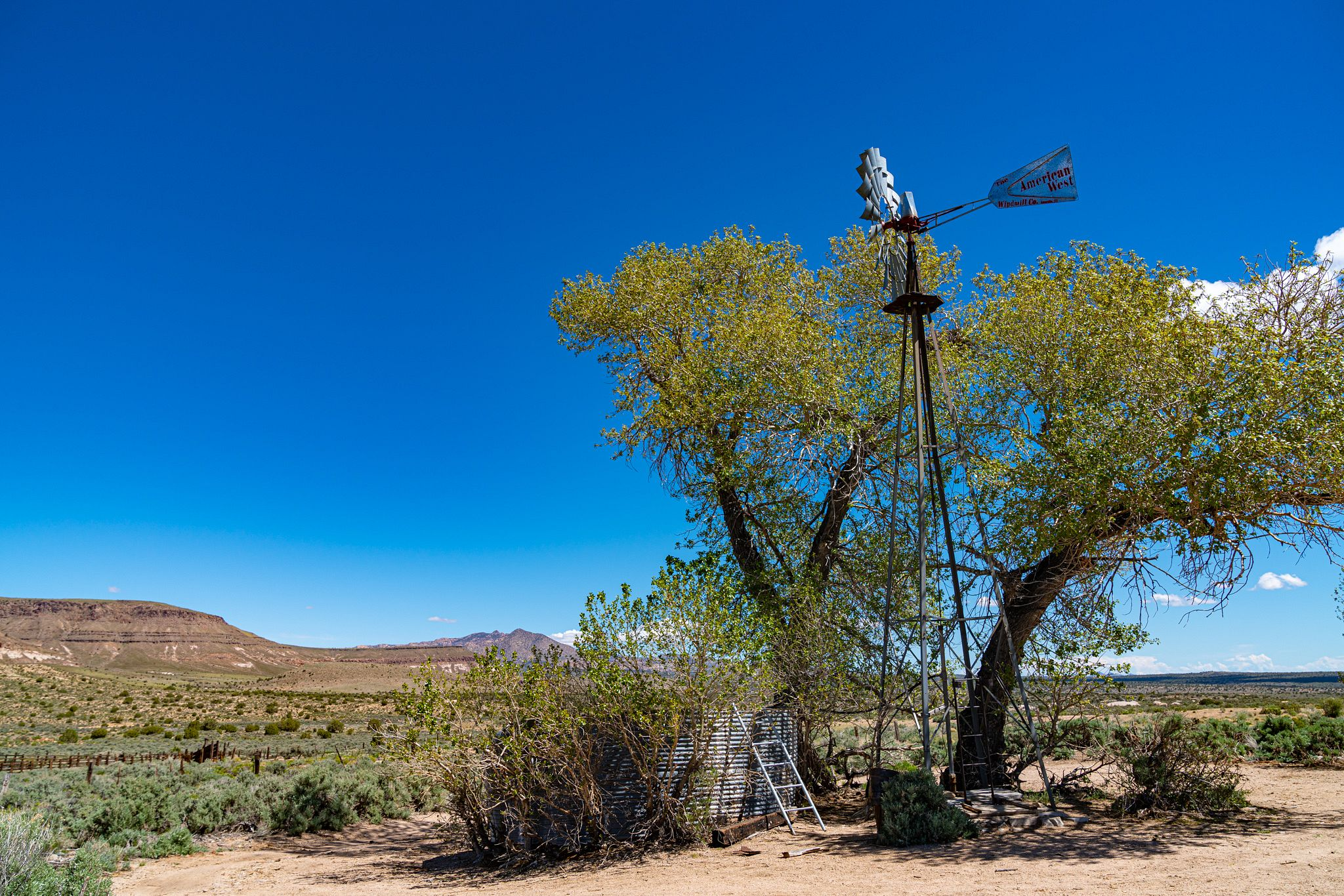 Windmill at Government Holes