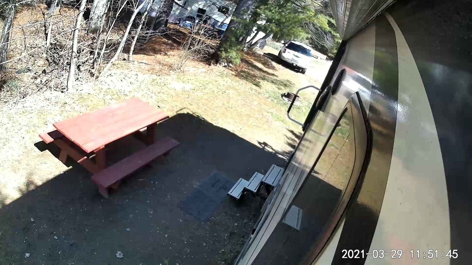 Wyze Cam Outdoor RV Door