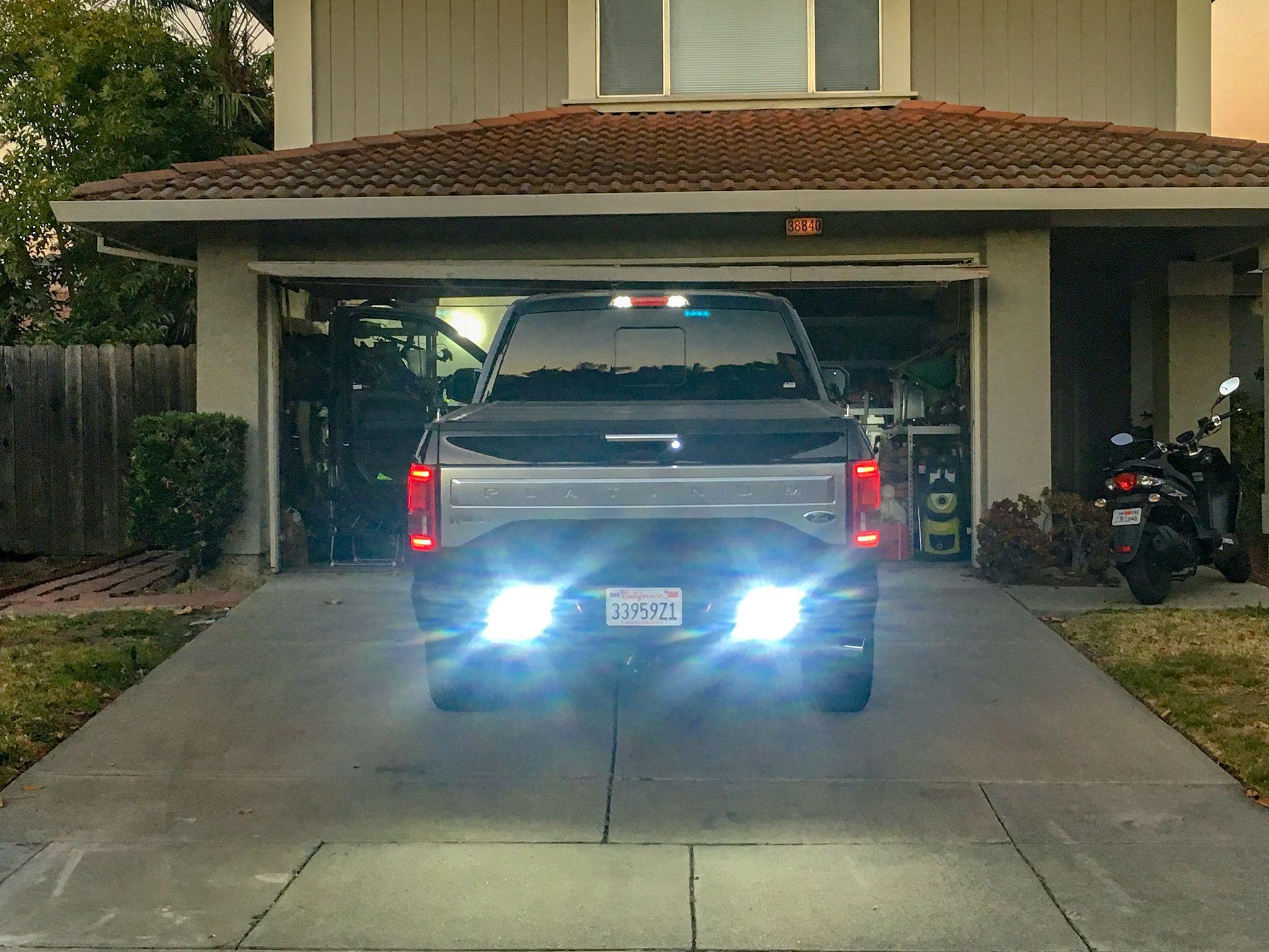Rigid Industries Rear Lights