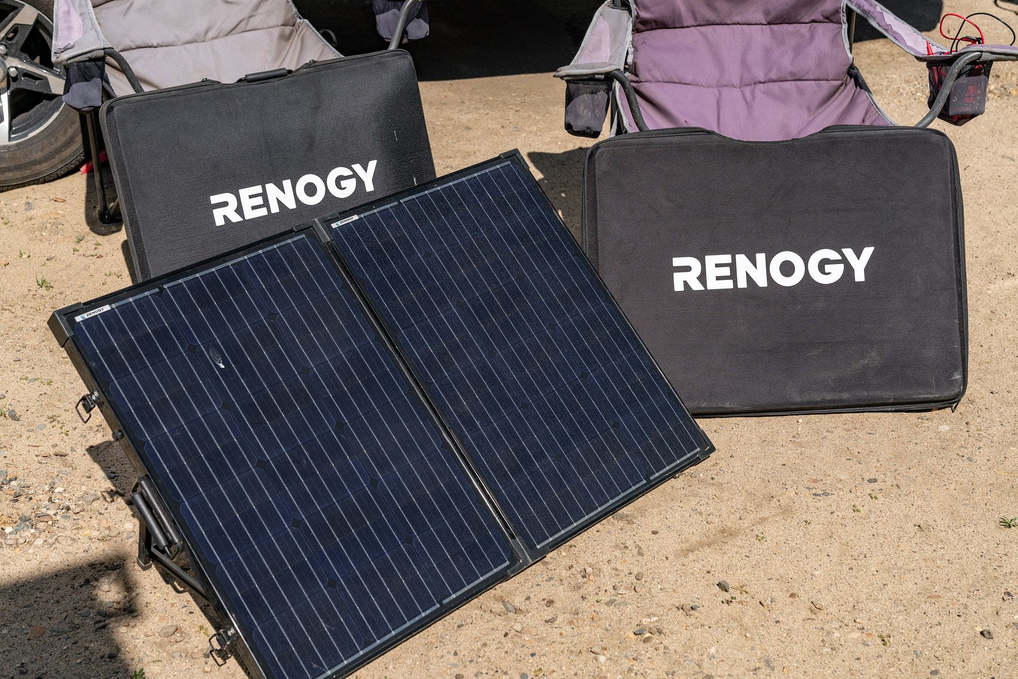 How to Fix Portable Solar Panels