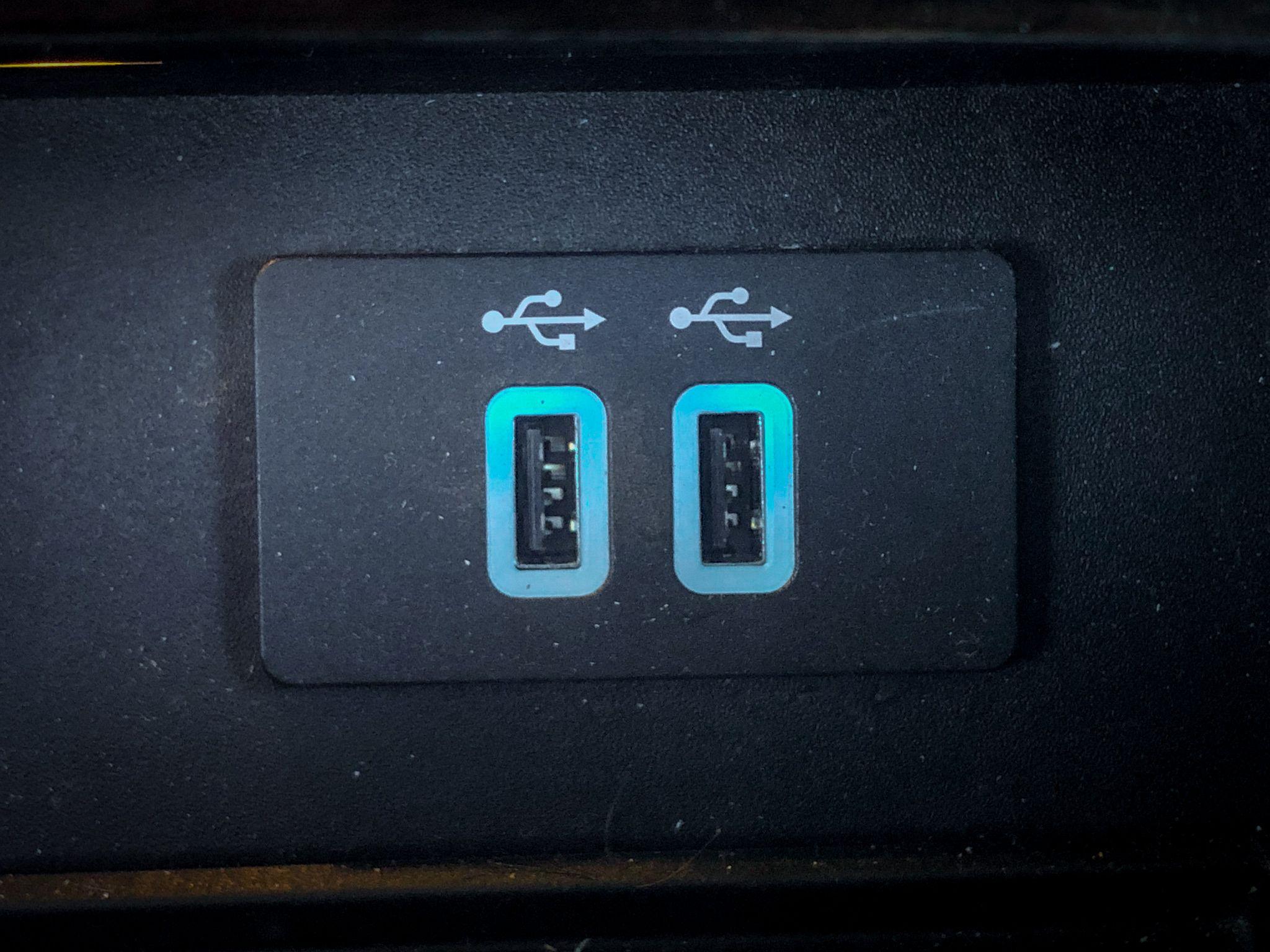 Original Ford USB Hub