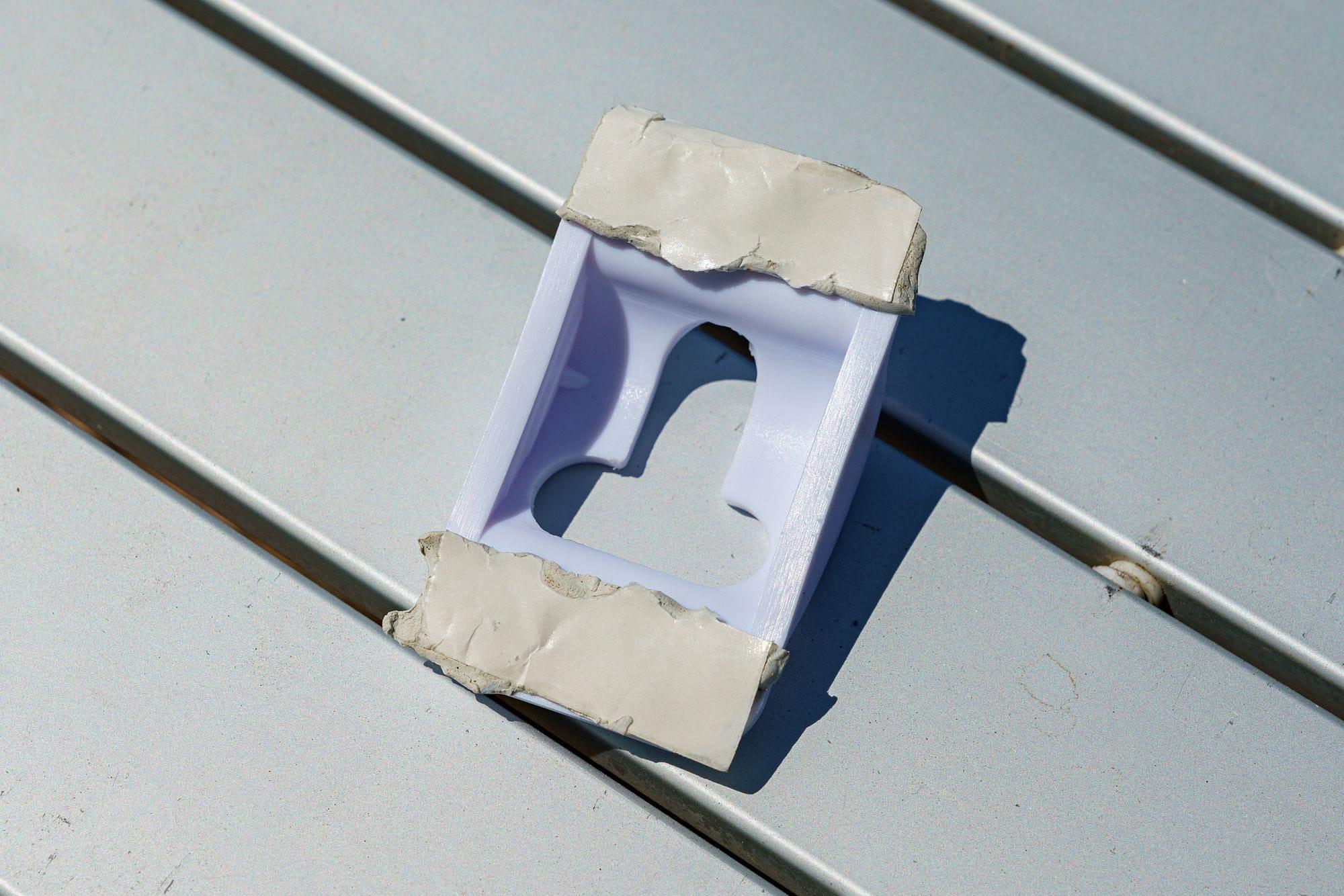 Butyl Tape Door Holder Keeper