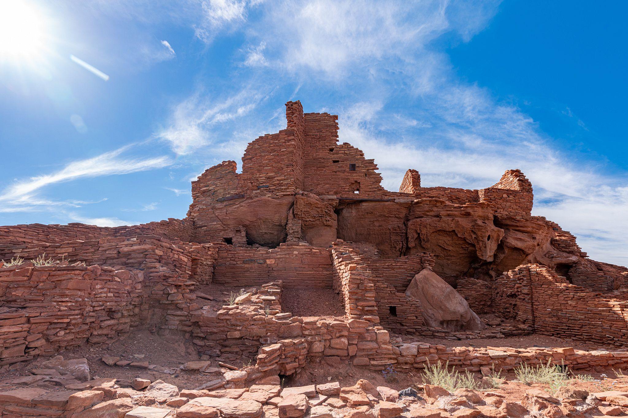 Wupatki Pueblo Trail