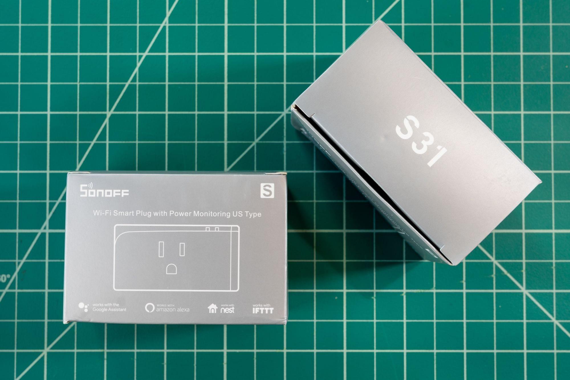 Sonoff S31 Box