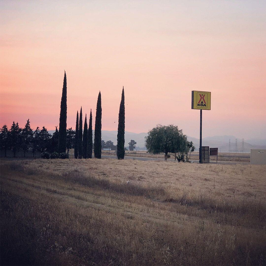 Last California Sunset
