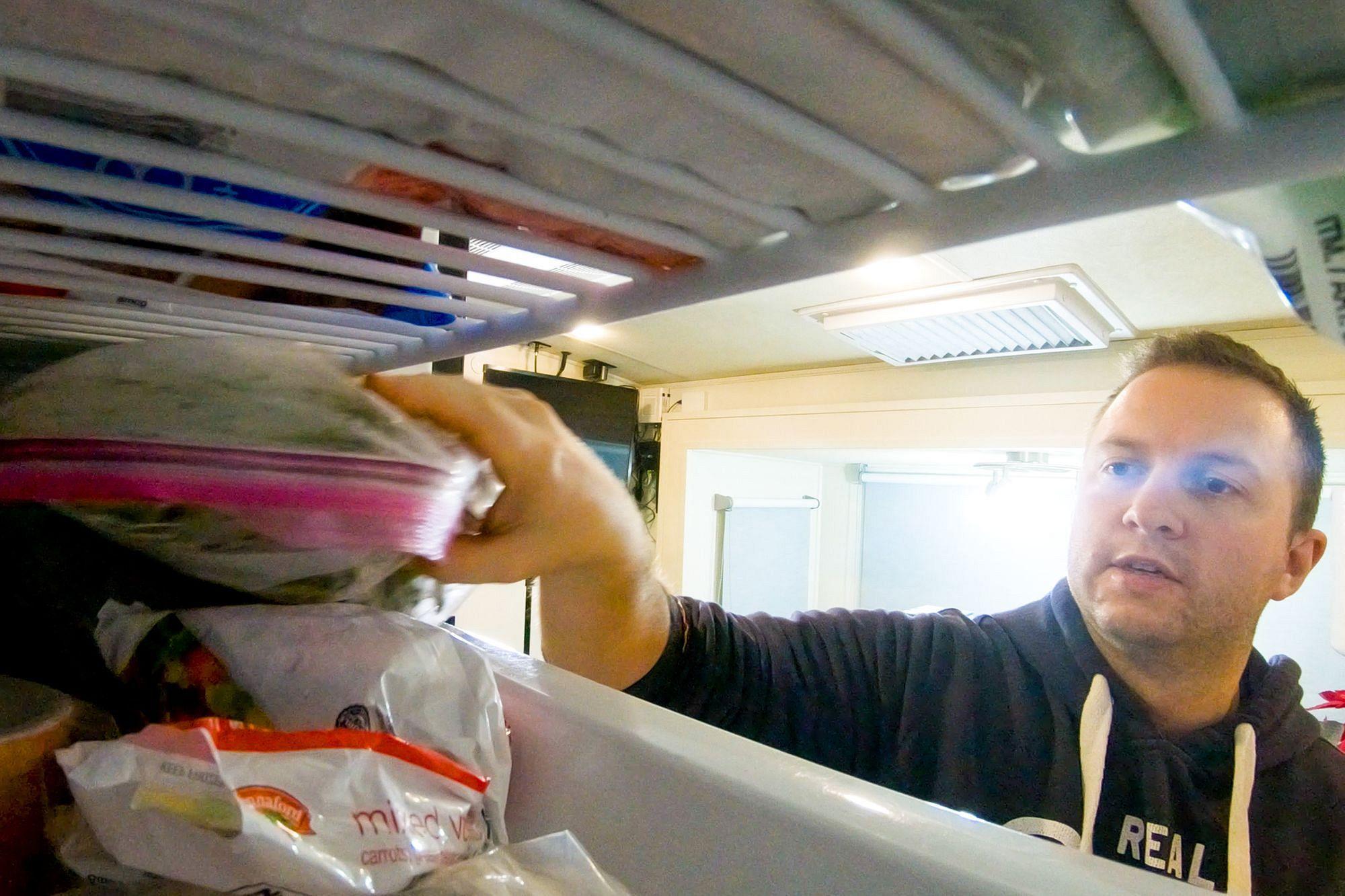 RV Freezer