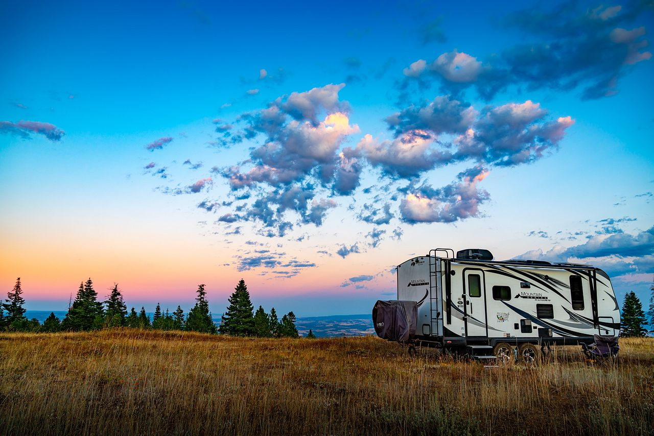 Blue Mountains of Oregon