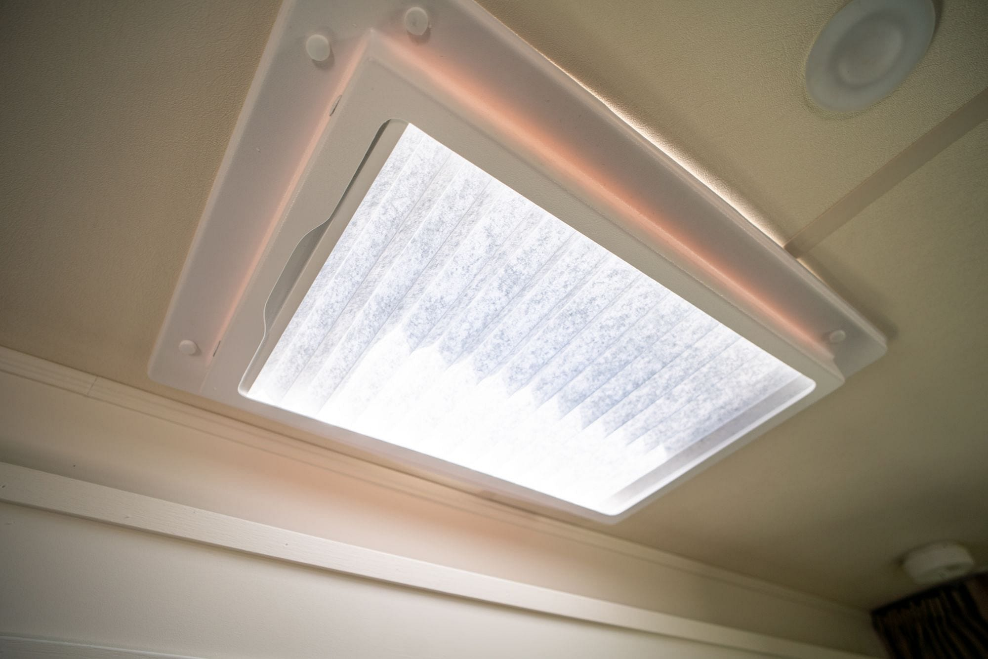 Duoform Plastics RV Skylight Shade