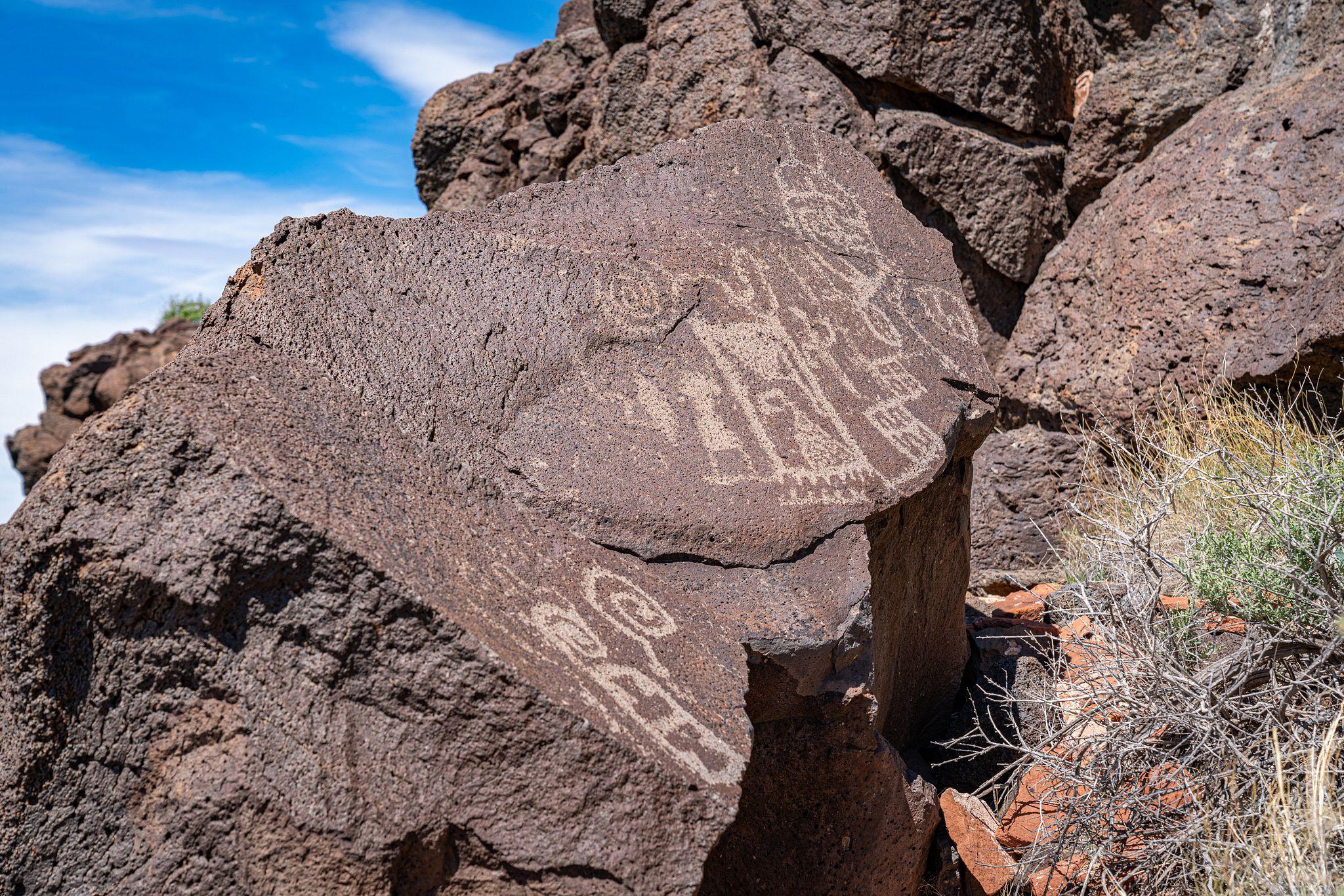 Wupatki Petroglyphs