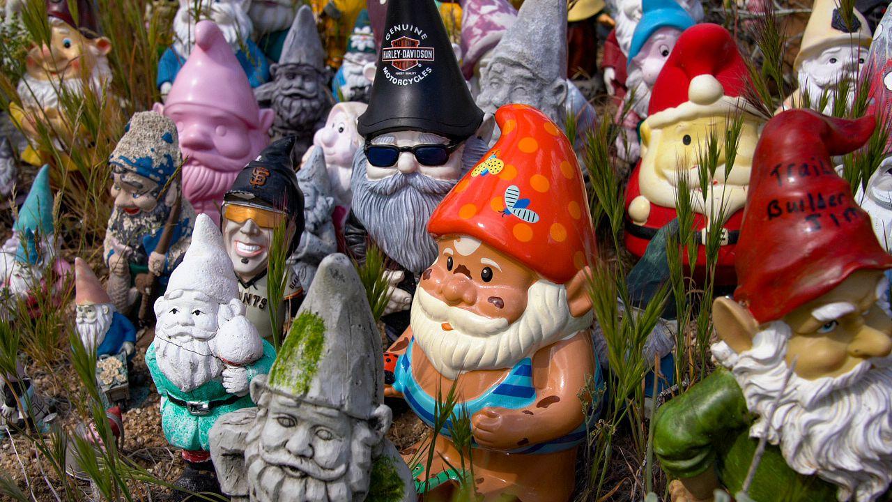 Mojave Mailbox Gnomes