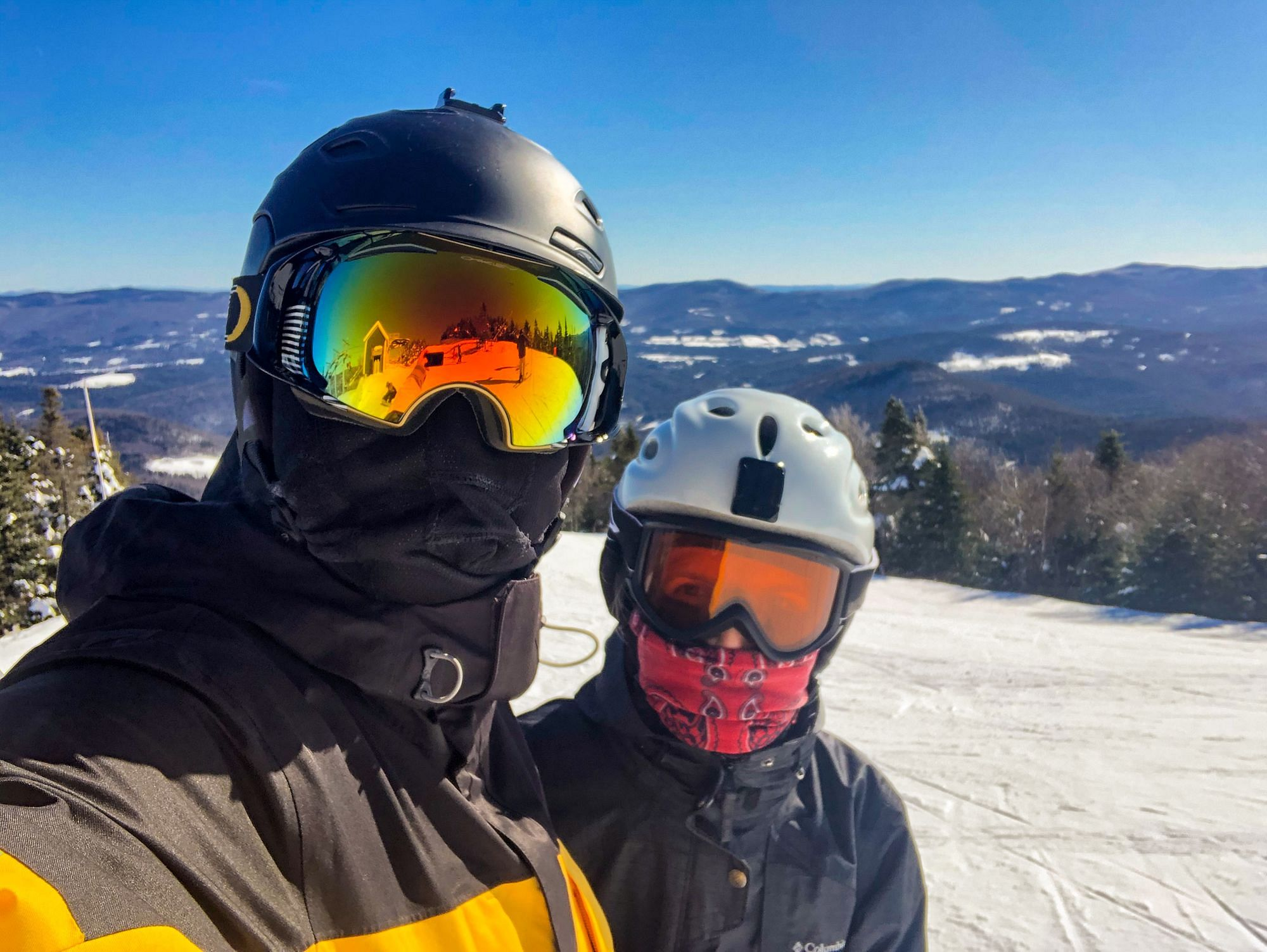 Sugarbush Skiing