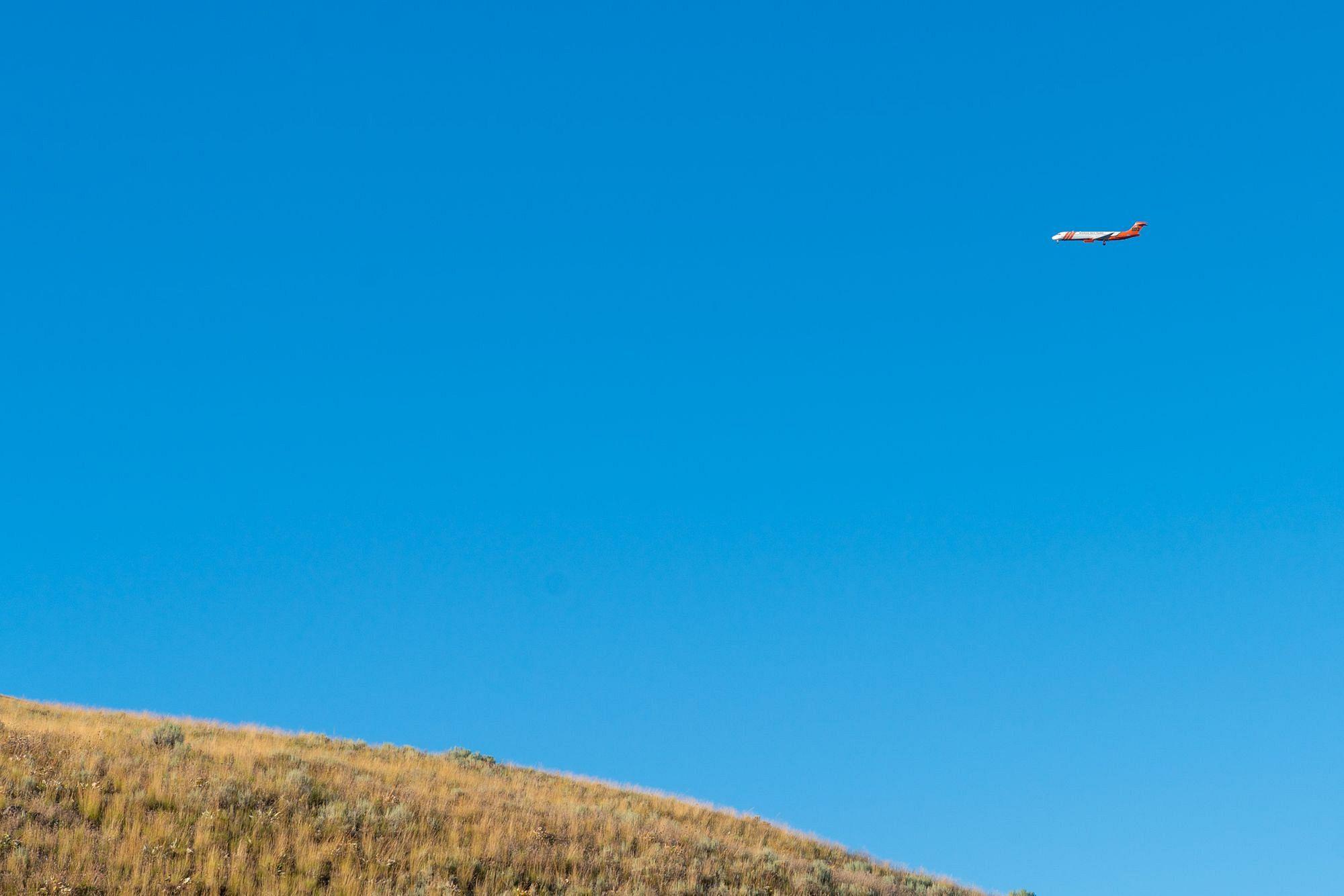 DC87 Fire Plane