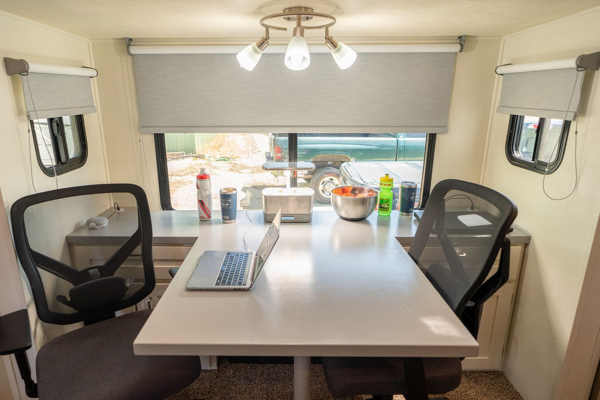 RV Office Makeover