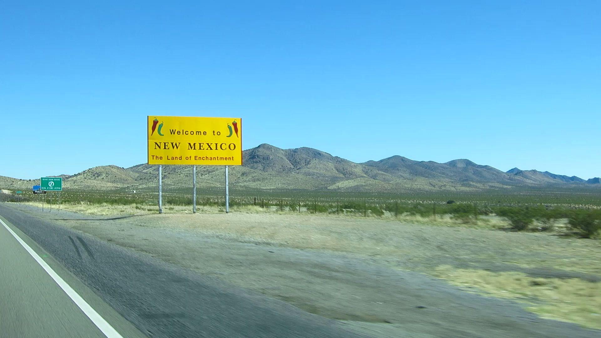 Sunny Acres RV Park, Las Cruces, New Mexico