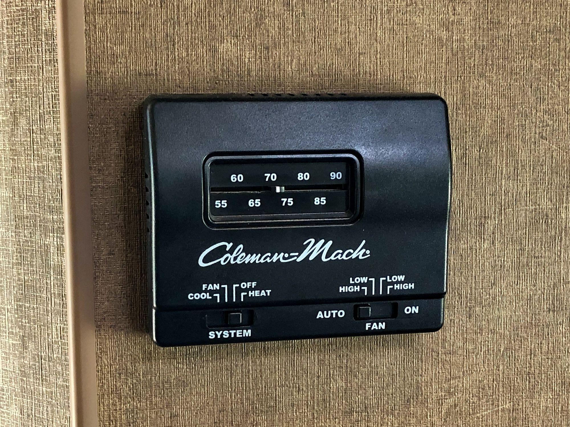 Coleman Mach RV Thermostat
