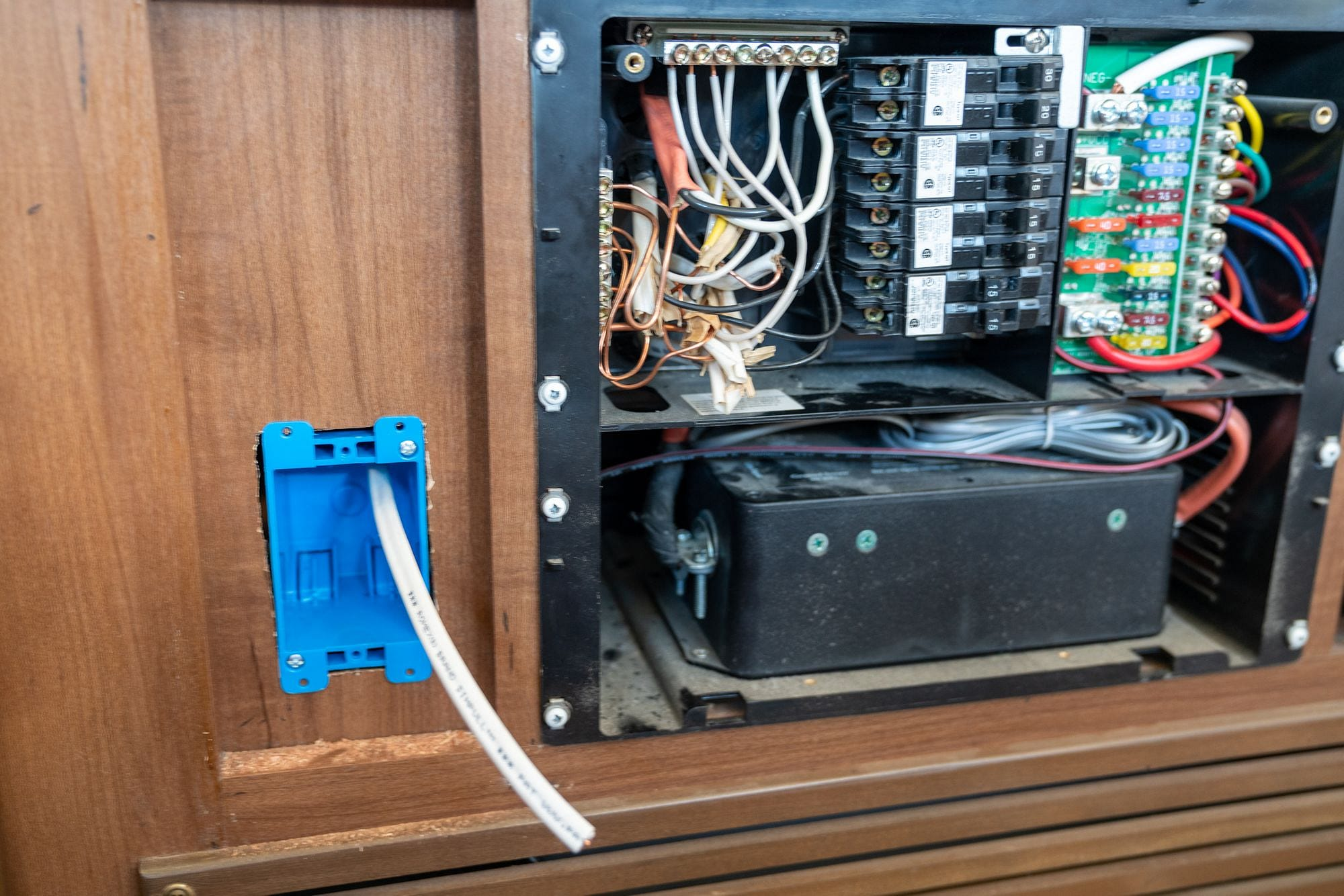 RV 110V Wiring