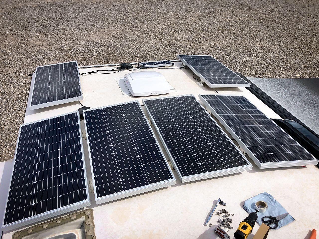 RV Solar: Part 4 - Adding More Capacity