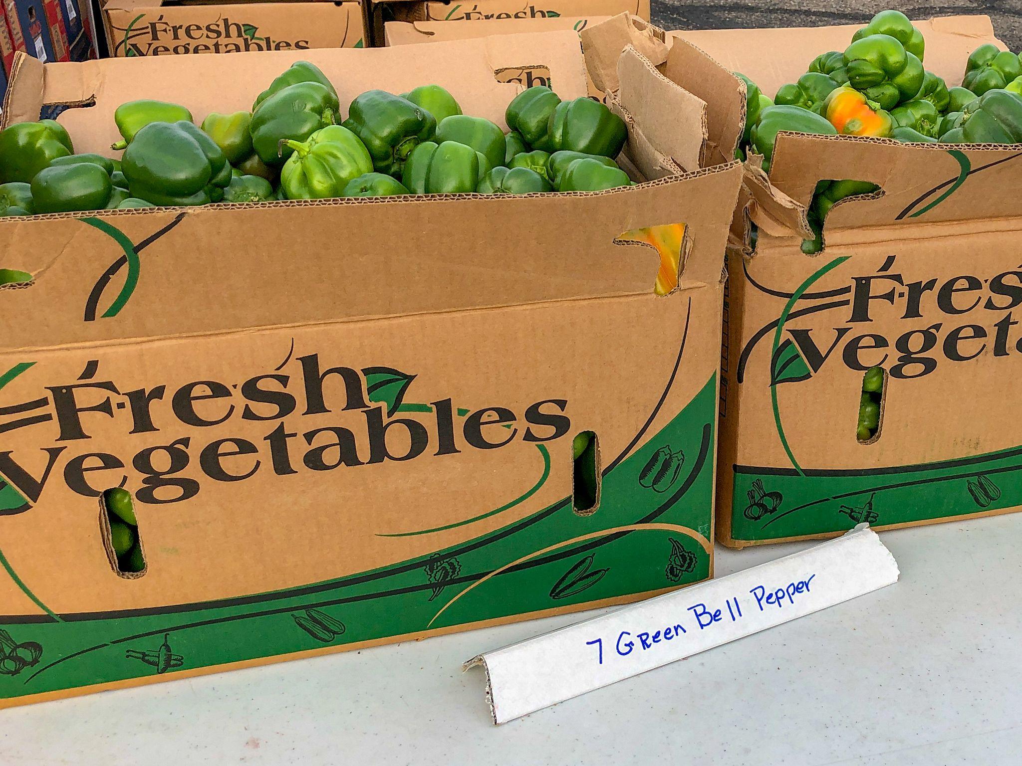 Allocated Produce