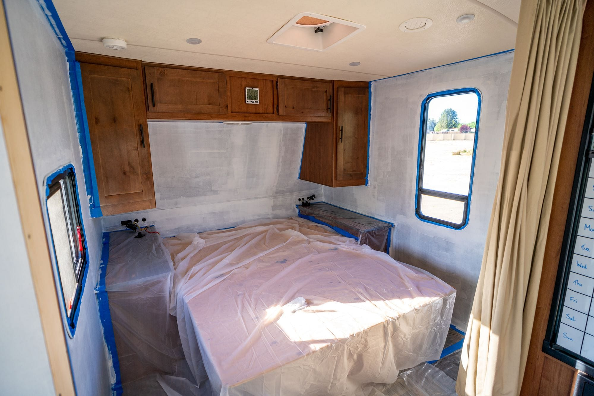 PPG Gripper RV Walls