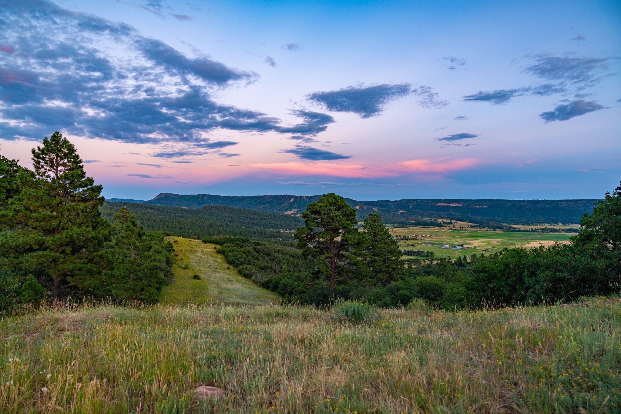 Views from Durango Boondocking