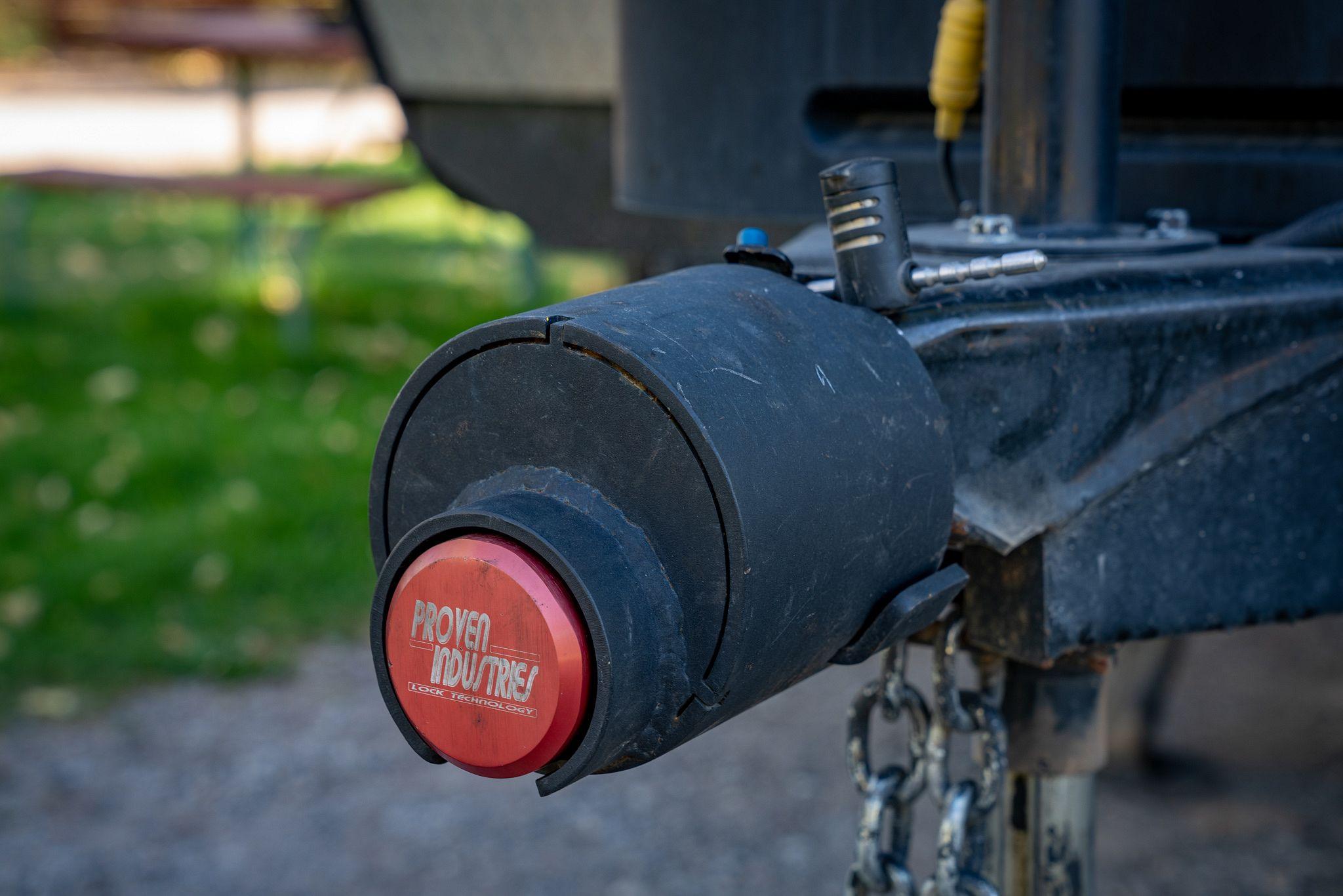 Proven Industries 2516 Coupler Lock