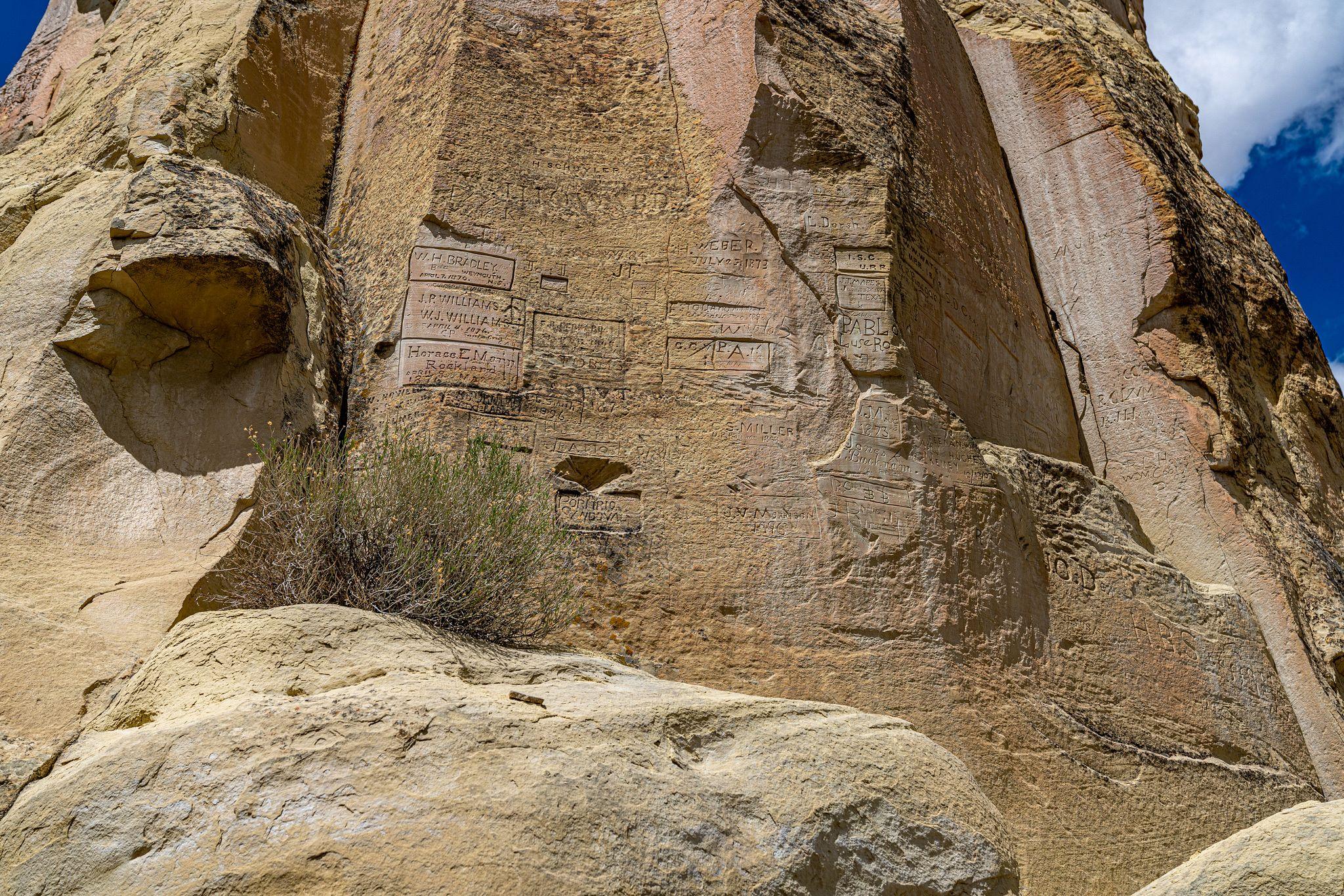 El Morro Inscription Rock