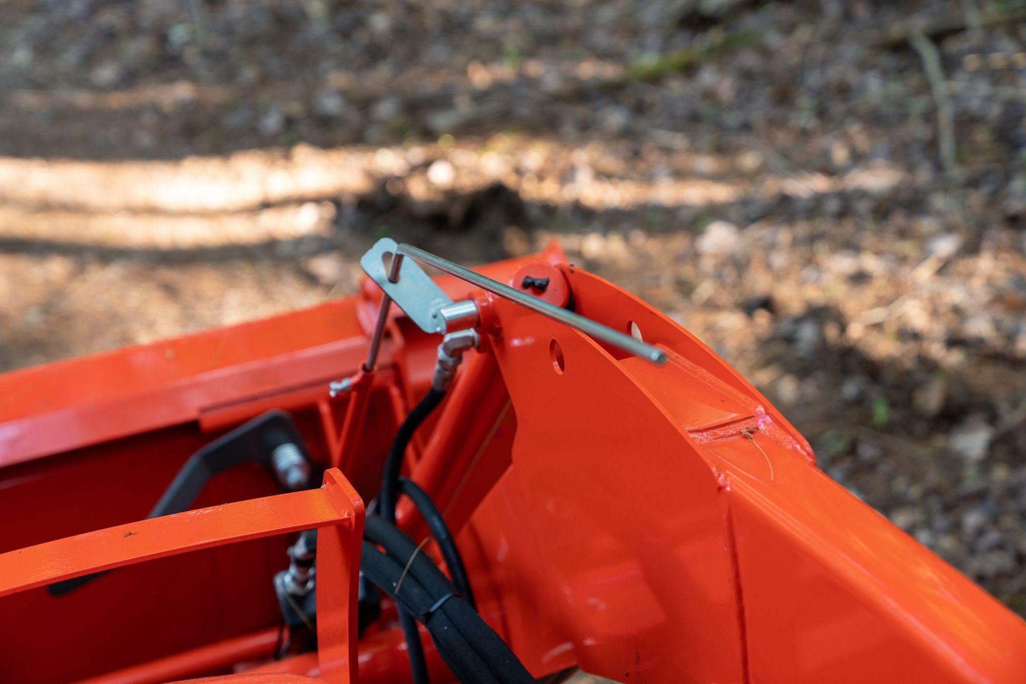 Kubota Bucket Level Indicator Rod