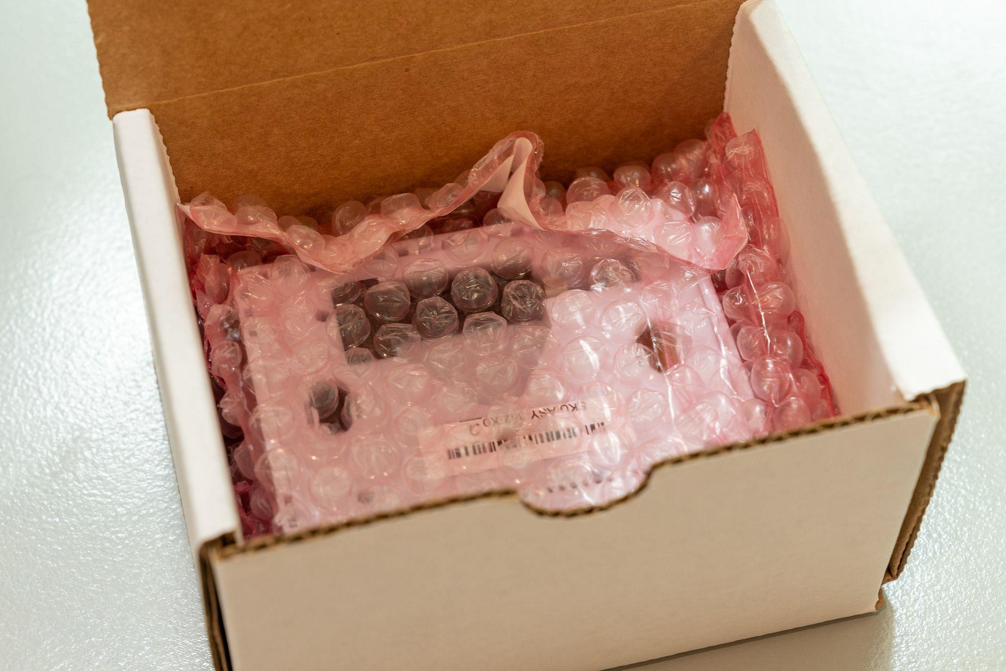 EasyTouch RV Packaging