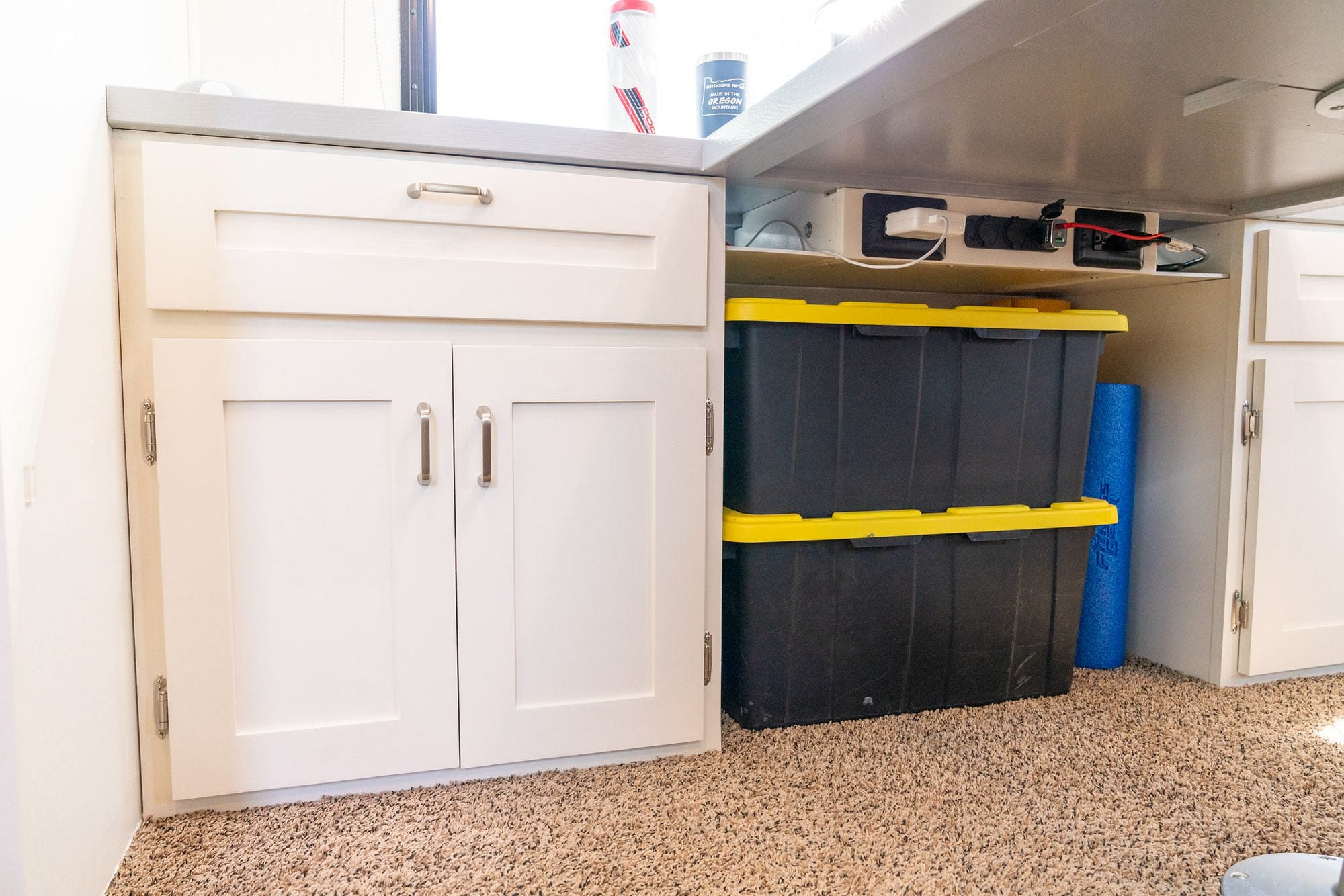 Custom RV Cabinets