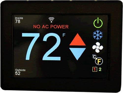 EasyTouch RV Thermostat